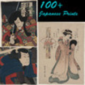 Thumbnail 100+ Japanese Vintage Prints on Woodblock