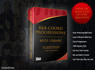 Thumbnail The R&B Chord Progressions MIDI Library