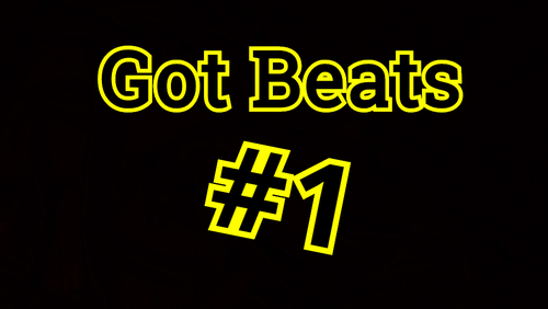 Pay for Got Beats #1 (Beats with Unlimited Rights) 10 instrumentals