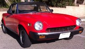 Thumbnail Fiat 124 Spider 1975-1982 Workshop Repair & Service Manual [