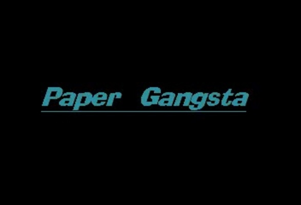 paper gangster lyrics Midnight rush, with a pen in my hand dink in link in, sand-script with a fan remembering me, before it began sometimes i felt so def in a jam but the ones who loved.