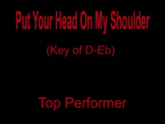 put your head on my shoulder mp3 download