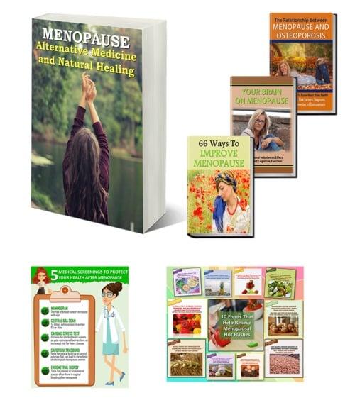 Pay for Managing Menopause - Ebooks + Bonus - Package 2