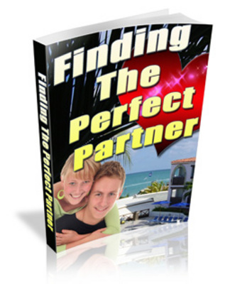 Pay for HOW TO FIND THE PERFECT PARTNER