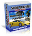 Thumbnail 5000 PLR Articles Package