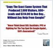 Thumbnail Screw Google Cash System (103MB) Video Course
