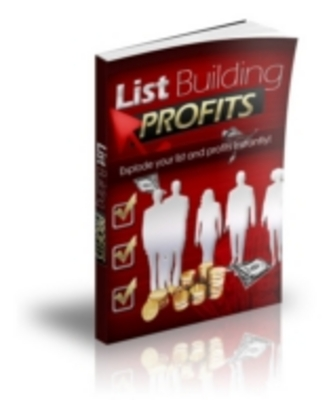 Pay for List Building Profits