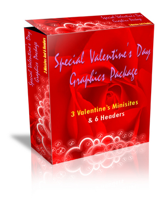 Pay for Special Valentines Day Graphics Package