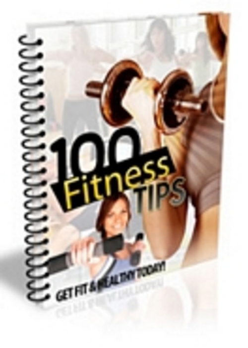 Pay for 100 Fitness Tips