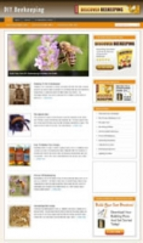 Pay for DIY Beekeeping Niche Blog
