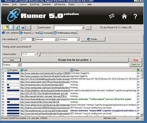 Xrumer download link фирма-разработчик сайта занималась и его продвижением радио используется