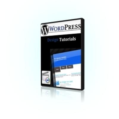 Pay for WordPress Design Tutorials