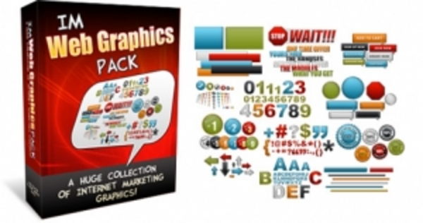 Pay for IM Web Graphics Pack - Personal Use