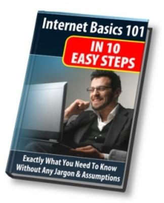 Pay for Internet Basics 101 In 10 Easy Steps - Rebrandable
