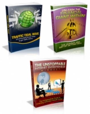 Pay for PLR Pack 4 - 3 eBooks