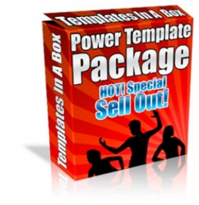 Pay for Power Template Package