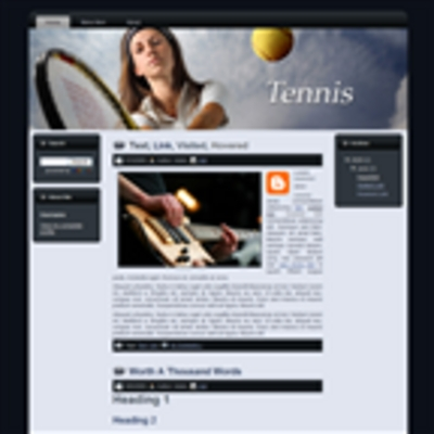 Pay for Tennis WP Theme Graphics