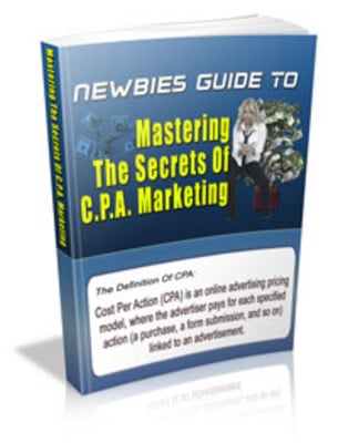 Pay for Mastering The Secrets of CPA Marketing