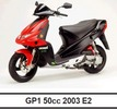 Thumbnail Derbi GP1 50 Parts Catalog 2003
