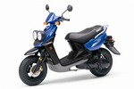 Thumbnail Yamaha  Zuma Owners Manual 2008 YW50X