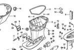 Thumbnail Yamaha F80B F100D verkstads handbok