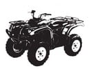 Thumbnail ATV Yamaha YFM40FPM YFM400FW assembly manual 2000