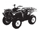 Thumbnail ATV Yamaha YFM45FAR YFM450FAR Assembly Manual