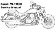 Thumbnail Suzuki VLR1800 K8 Service Manual