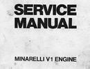 Thumbnail Minarelli V1 Service Manual 1978