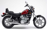 Thumbnail Kawasaki Vulcan VN 750 Service Manual  Parts Catalog