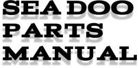 Thumbnail  Seadoo 2001 rx di parts manual catalog