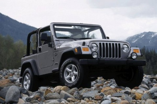 Jeep Wrangler 2004 Service Repair Manual