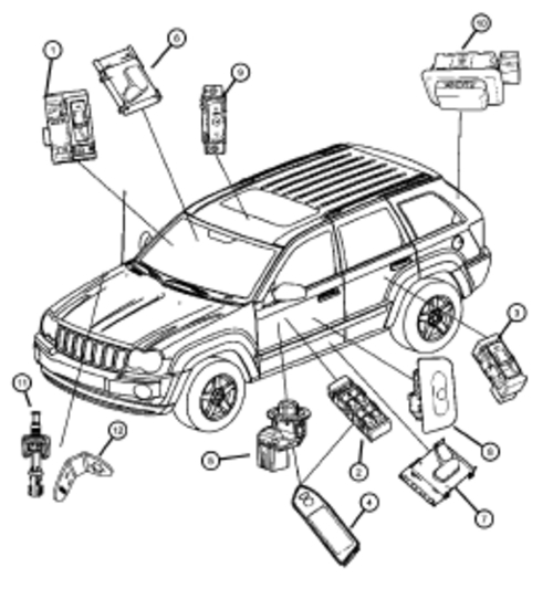 wiring diagram for 1997 jeep grand cherokee