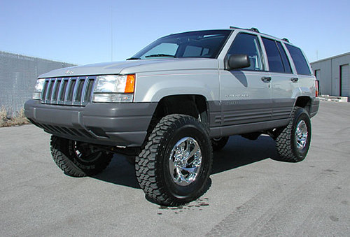 1998 jeep cherokee performance parts