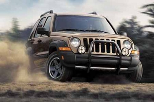 2006 jeep liberty user manual