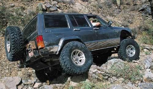 Jeep XJ FSM 1988 SERVICE REPAIR MANUAL - Download Manuals & Tec...