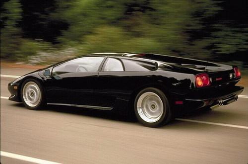 Pay for Lamborghini Diablo service manual