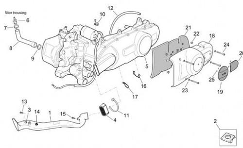 Pay for Aprilia Rotax Engine Repair Manual