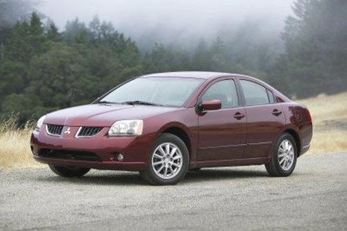 Pay for Mitsubishi Galant Workshop manual 2004-2007
