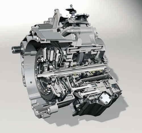 vw automatic transmission   service manual  manu
