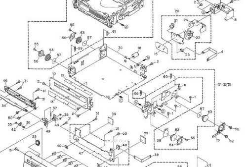 Free Pioneer CDX MG2006 Renault audio service manual wiring Download thumbnail