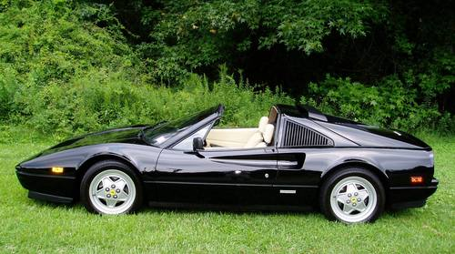 Pay for Ferrari 328 GTB 328 GTS Technical Specifications