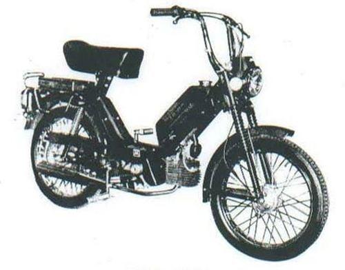 jawa moped