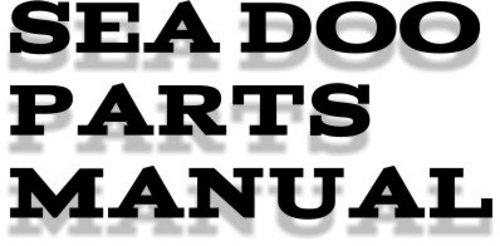 seadoo 2000 gsx rfi parts manual catalog download manuals rh tradebit com 1992 seadoo xp parts manual 1996 seadoo xp parts manual