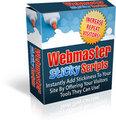 Thumbnail Webmaster Sticky Scripts - Webmaster Tool Generator Scripts