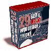 Thumbnail 29 Easy & Instant Web Design Tricks