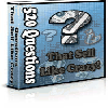 Thumbnail 520 Questions That Sell Like Crazy!