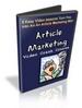 Thumbnail Article Marketing Crash Course