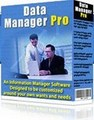 Thumbnail DataManager Pro - Information Manager Software