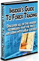 Thumbnail Insider's Guide To Forex Trading